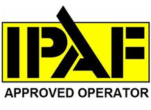 IPAF Approved Operator